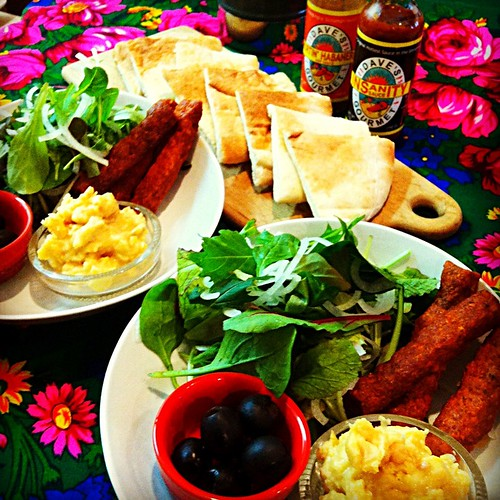 Mutton Seekh Kabab lunch