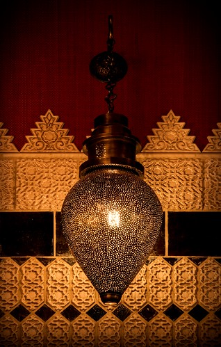 Lighting Fixtures at Red O Newport Beach