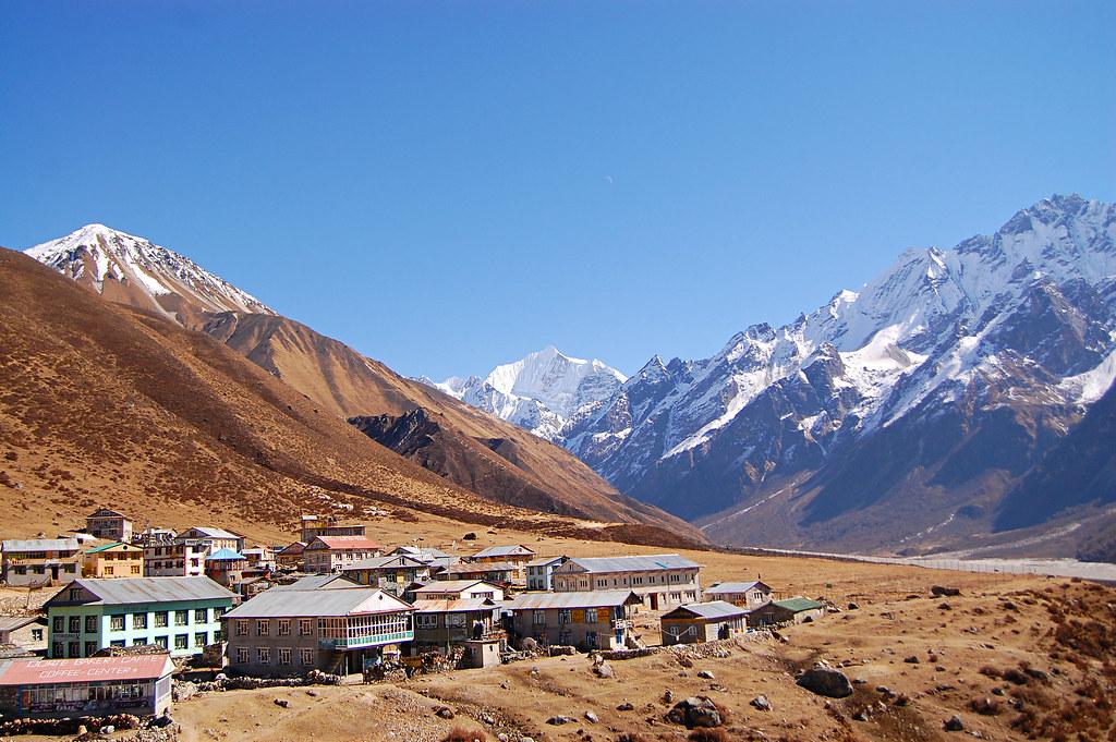 Kyanjing Gompa, Langtang Trek, Nepal