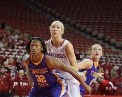University of Arkansas Razorbacks vs Tennessee Tech Basketball