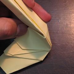 วิธีการพับกระดาษเป็นรูปหงส์ 019