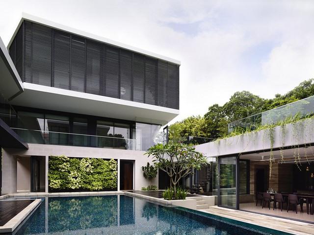 11557487434 faa2464802 z Thiết kế ngôi nhà trên đường Andrew/ Hãng a dlab