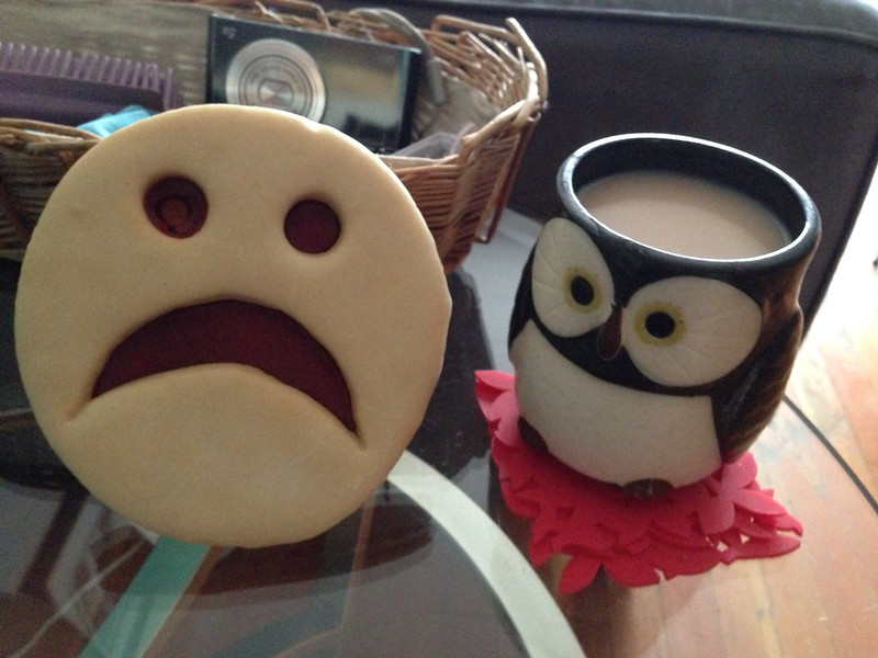 Sad cookie!