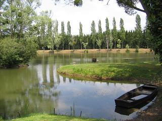 Pêche : rivière 1°, 2° catégorie - plan d'eau