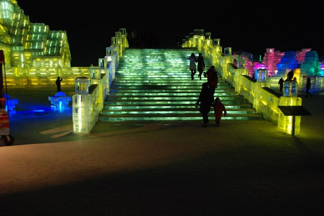 C - China Harbin Ice Festival 2014 - 34