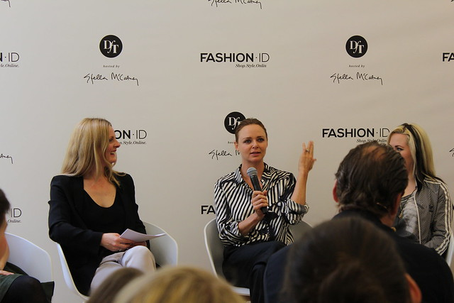 Stella McCartney Designer For Tomorrow Award DFT Media Morning Berlin Fashion Week lisforlois