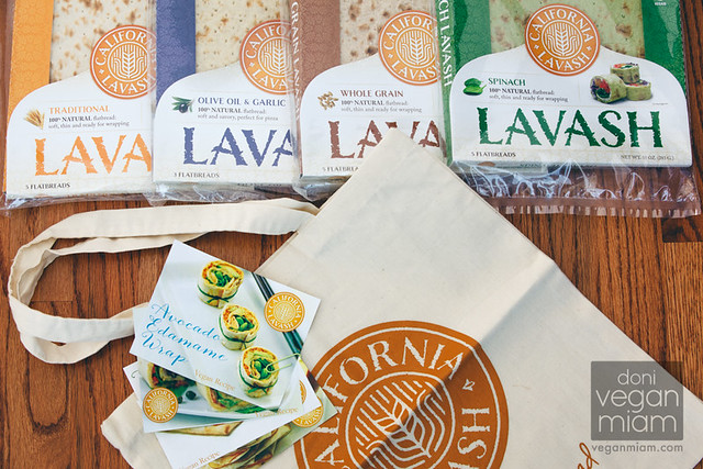 California Lavash Review + Giveaway