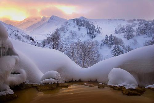 winter japan hokkaido