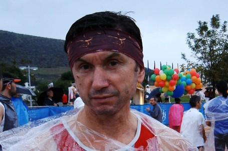 Maratonec Hrček hlásí čtyři sta
