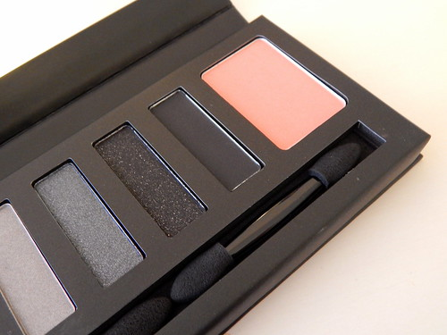 Barry M Smokin' Hot Shadow & Blush Palette Review & Swatches