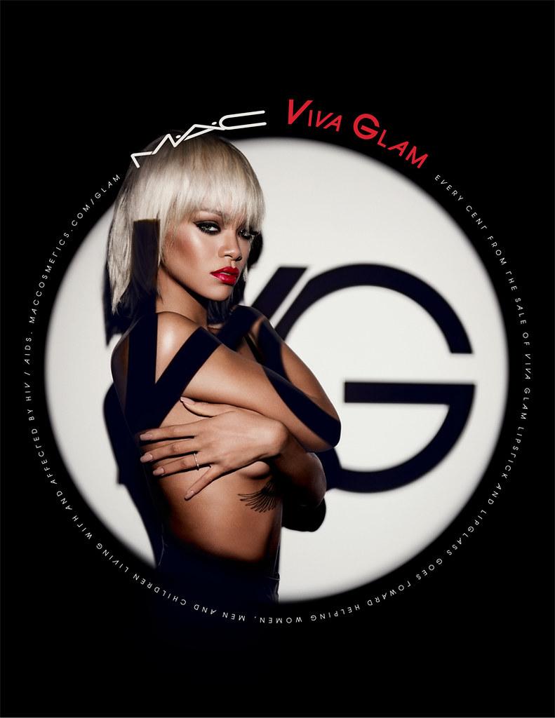 Viva Glam Rihanna