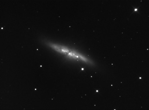 M82 - Supernova 2014J by jochta