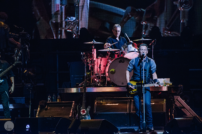 Bruce Springsteen concert Velodrome Bellville Cape Town 26 January 2014 shot by Desmond Louw dna photographers 25