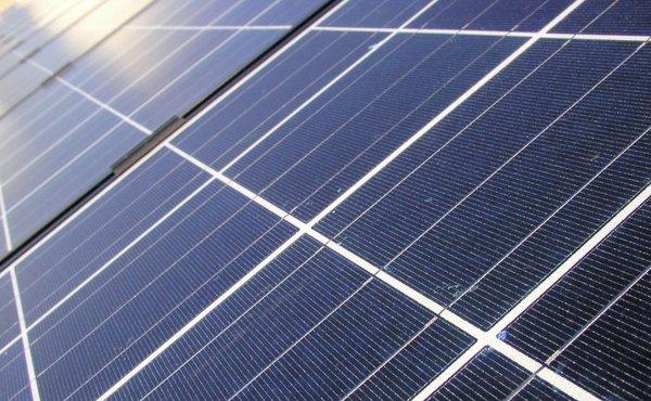 Солнечные батареи в дисплеях