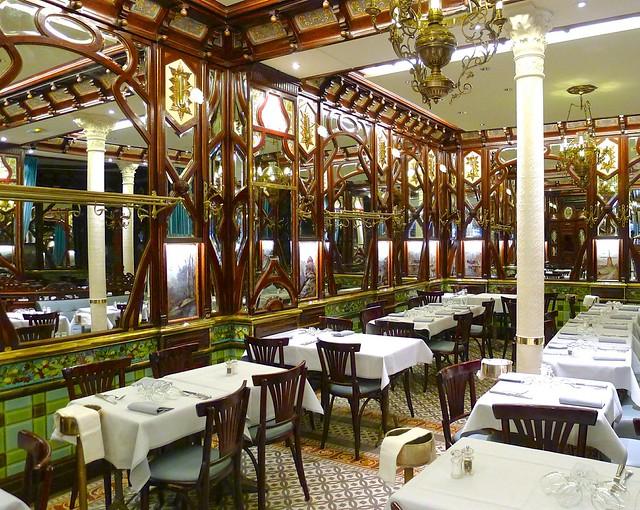 Brasserie Vagenende - Paris