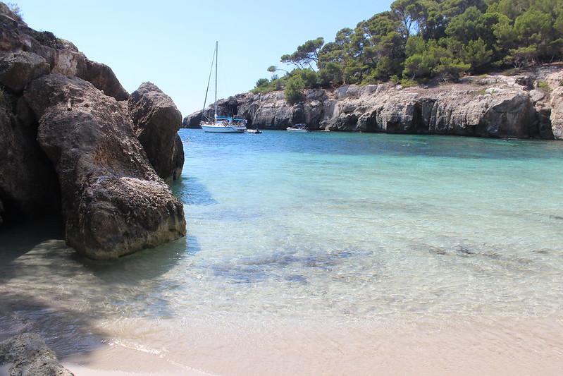 Cala Fustam, Menorca