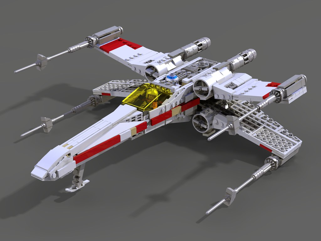 Best Way To Build X Wing Sets
