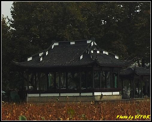 杭州 西湖 (其他景點) - 119 (北山路湖畔 斷橋旁的亭)