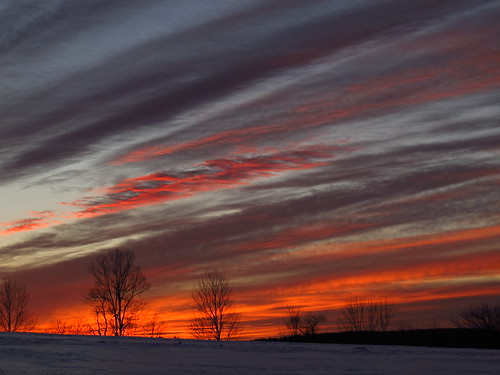nightphotography winter sunset sky nature landscape landscapes ngc newengland sunsets nightsky wintersky sunsetsky winte winterscene greatnature sunsetshot infinitexposure