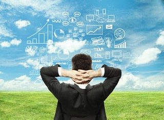 Technology in the clouds!  Your accounting practices redefined by technology?
