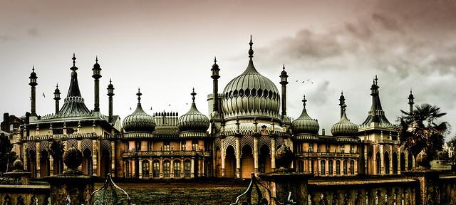 0376 - England, Brighton, Pavilion HDR