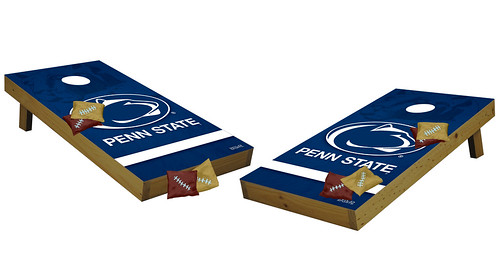 Penn State Nittany Lions Premium Cornhole Boards