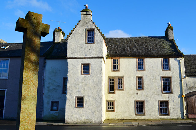 Historic Building, Island of Bute, Scotland