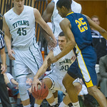 2014-02-26 -- Men's basketball vs. Augustana.
