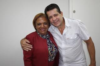 Edinorá Jesus se reúne com Diretoria do Solidariedade-SP