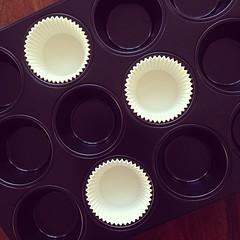 endlich eine neue muffinform :)