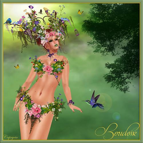 Boudoir - Fairy Affair by Caprycia ♕VeraWangMF2014♕