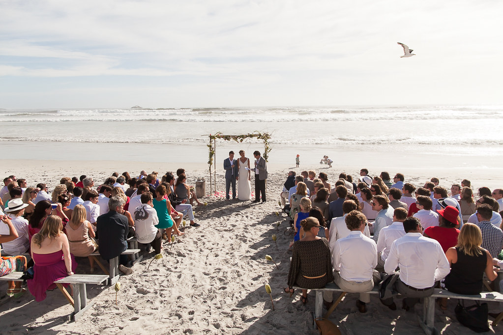 Wedding by Martine Berendsen,Yzerfontein, South Africa, 2013