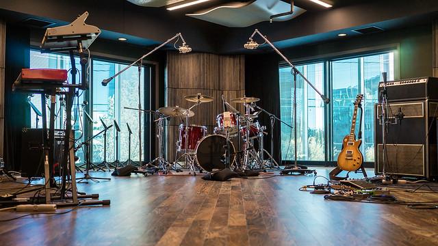 SCEA Music Studio