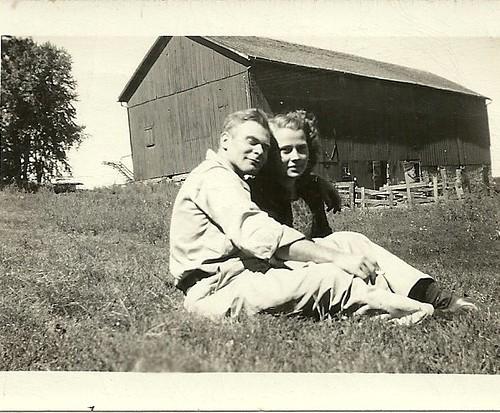 Grandma and Grandpa - Shipwreck Stew
