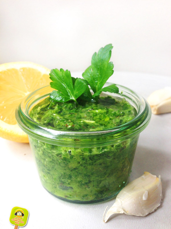 provenzal chimichurri sauce recipe