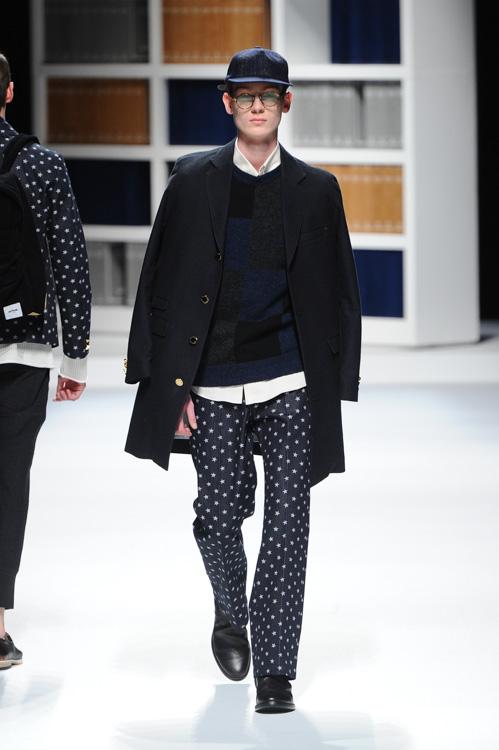 FW14 tokyo FACTOTUM026_Jonas Thorsen(Fashion Press)
