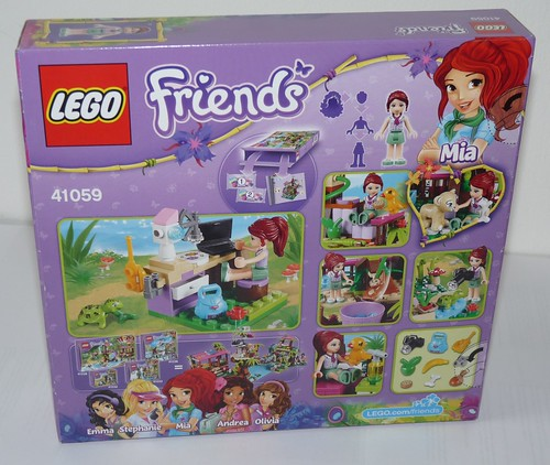 LEGO Friends Jungle Tree House (41059)