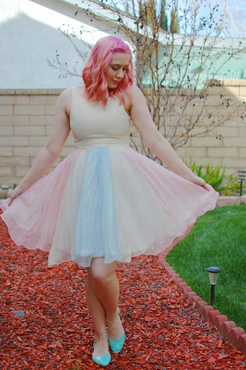 Modcloth Ethereal Thing dress