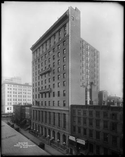 Elks Lodge No. 1/ Hotel Diplomat, NYC, NY (Building Exterior)