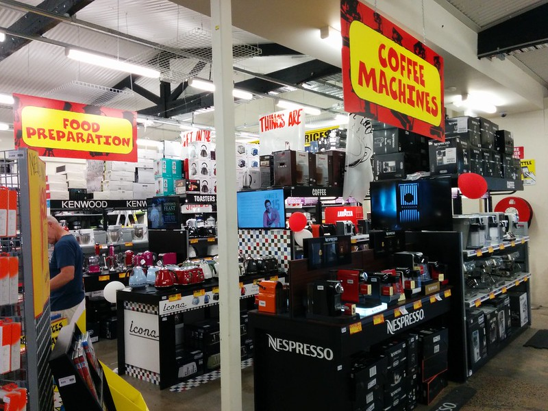 In my opinion, the beginning of the end for Dick Smith was when they started to sell kettles etc. Oh JB :-(