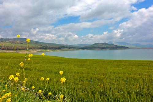 lake lago enna sicilia diga aidone ogliastro lagoartificiale lagodiogliastro canon550d