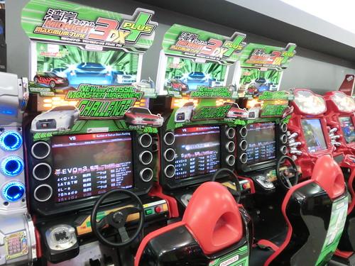 ドライビングゲーム