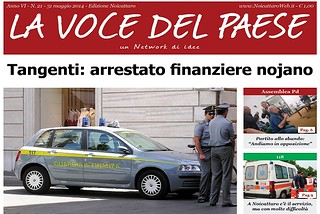 Noicattaro. Prima pagina n. 21-2014 front