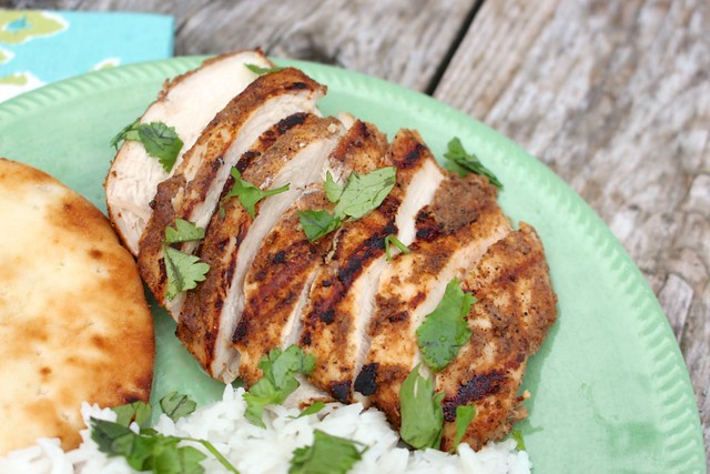 Grilled Tandoori-Style Chicken - Life at Cloverhill