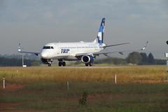 Embraer 190 - PP-PJL - Azul/Trip