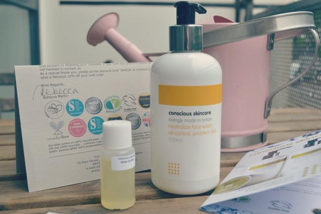 Conscious Skincare Neutralize Facewash