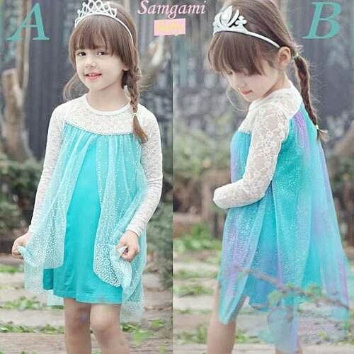 19801601694_289455694b jual baju anak long sleeve frozen princess dress purple yarn,Baju Anak Anak Princess