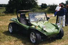 volkswagen buggy (1) - Photo of L'Abergement-Sainte-Colombe