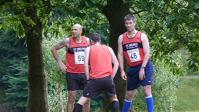 Sefton Park 5 Mile July 2015