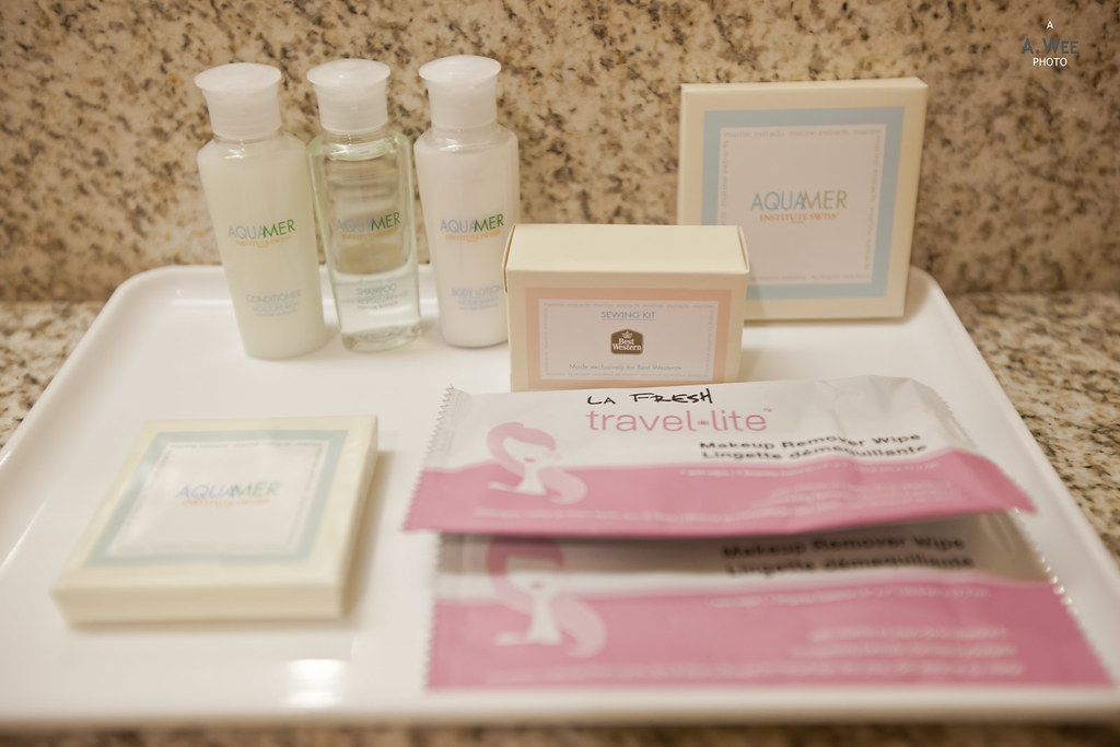 Aquamer bathroom amenities